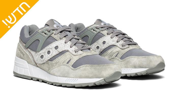 9 נעליים לגברים סאקוני Saucony