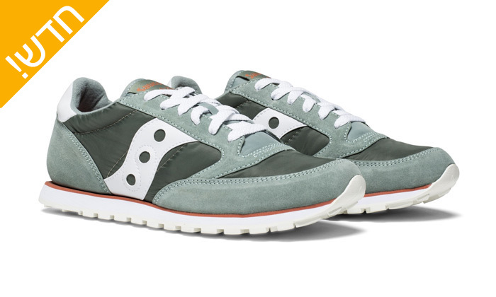 10 נעליים לגברים סאקוני Saucony