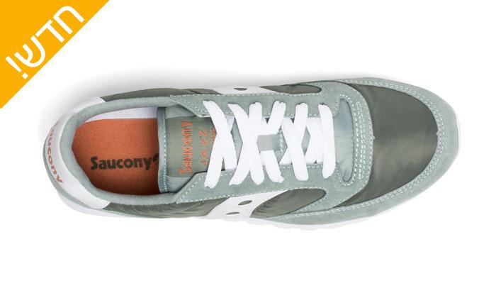 7 נעליים לגברים סאקוני Saucony