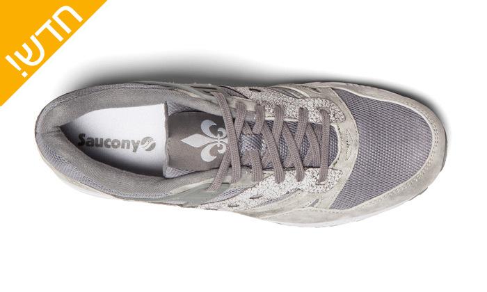 6 נעליים לגברים סאקוני Saucony