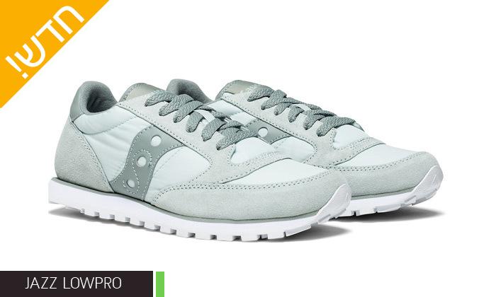 4 נעליים לנשים סאקוני Saucony