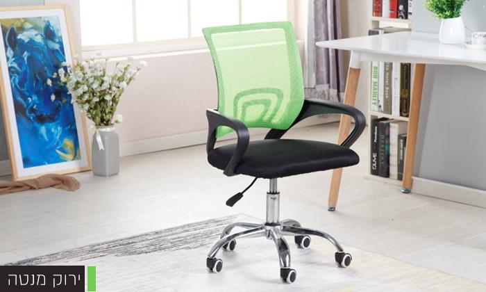 6 כיסא משרדי אורוגונומי דגם MESH
