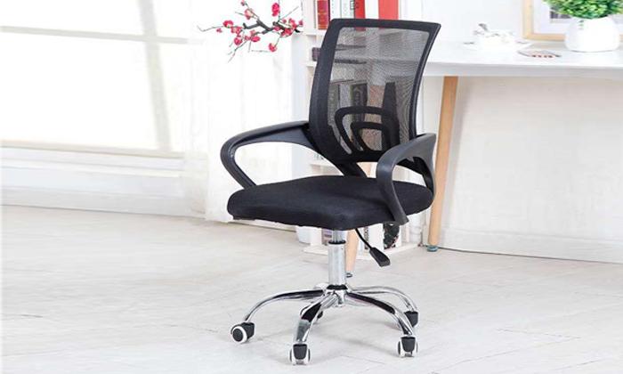 2 כיסא משרדי אורוגונומי דגם MESH