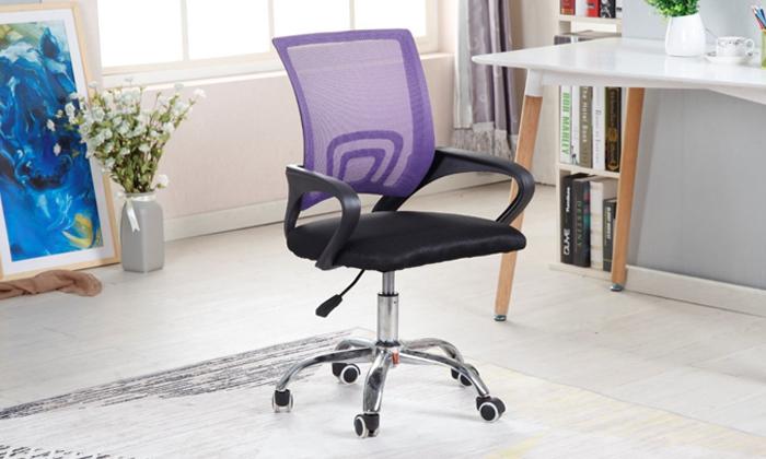 9 כיסא משרדי אורוגונומי דגם MESH