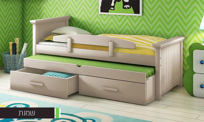 3 שמרת הזורע: מיטת ילדים במבחר מידות