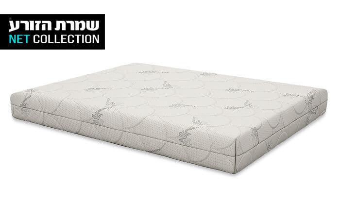 7 שמרת הזורע: מיטה זוגית מרופדת עם מגירת אחסון