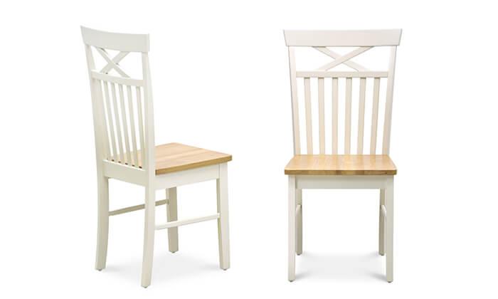 3 שמרת הזורע: 4 כיסאות לפינת האוכל