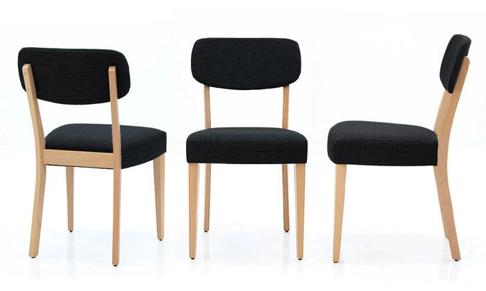 5 שמרת הזורע: פינת אוכל לונה עם כיסאות טוקיו