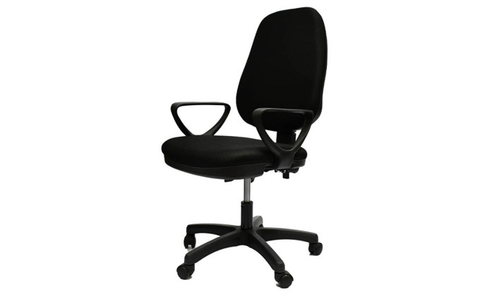2 כיסא מנהל אורתפדי ROSSO ITALY