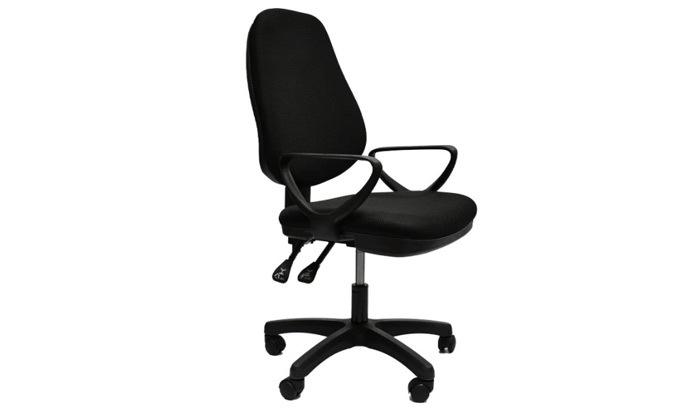 3 כיסא מנהל אורתפדי ROSSO ITALY