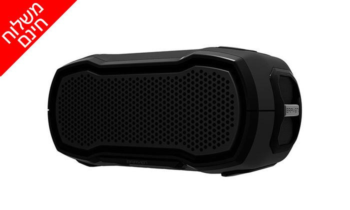 4 רמקול נייד BRAVEN מעודפים דגם Solo - משלוח חינם