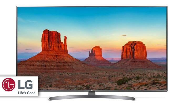 2 טלוויזיה חכמה 4K LG, מסך 86 אינץ'