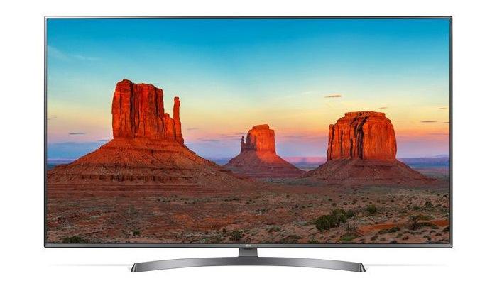 3 טלוויזיה חכמה 4K LG, מסך 86 אינץ'