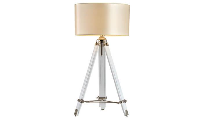 3 מנורת אהיל מעוצבת