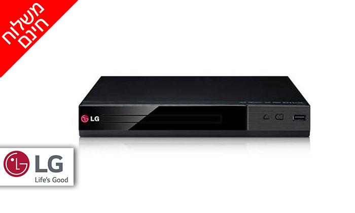 2 נגן DVD מבית LG - משלוח חינם
