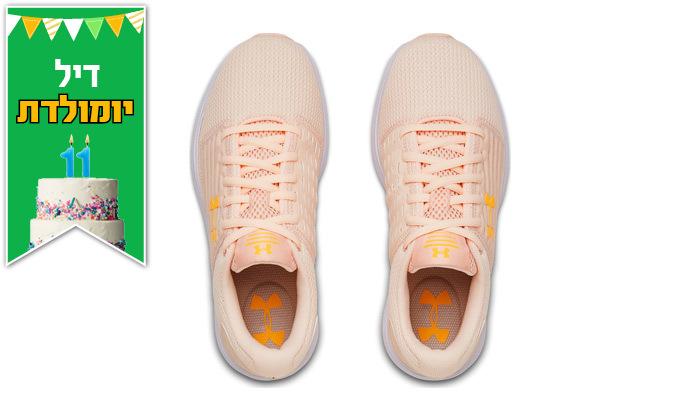 6 נעלי ספורט לנשים אנדר ארמור Under Armour