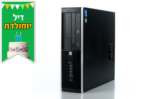 4 מחשב נייח HP עם מעבד i7