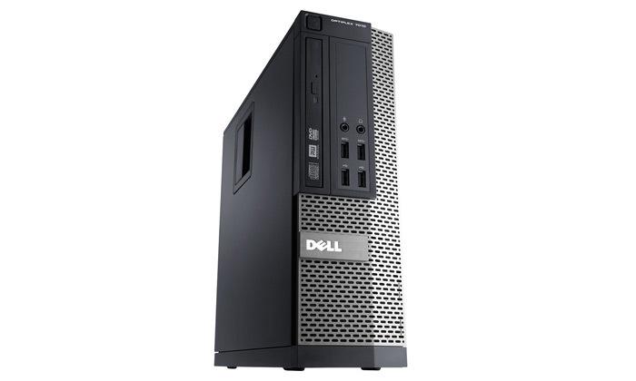 3 מחשב נייח מחודש HP/DELL/Lenovo עם זיכרון 8GB ומעבד i3