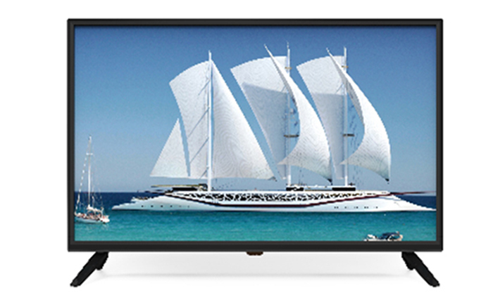 2 טלוויזיה חכמה NORMANDE, מסך 32 אינץ'