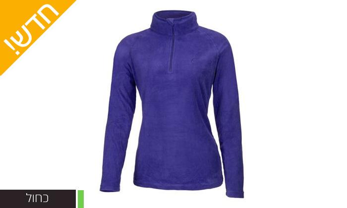 7 חולצת נשים תרמית OUTDOOR דגםJessie Microfleece