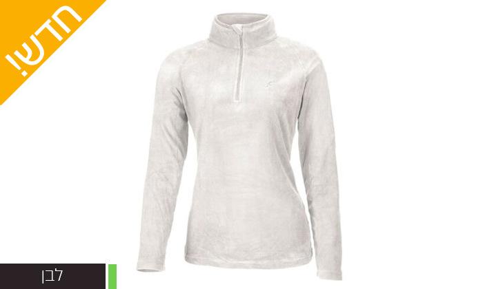 9 חולצת נשים תרמית OUTDOOR דגםJessie Microfleece