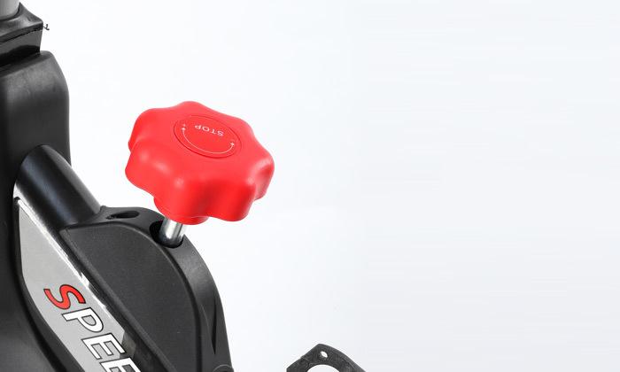 """7 אופני ספינינג 10 ק""""ג American SPORTS – מתצוגה או חדש"""