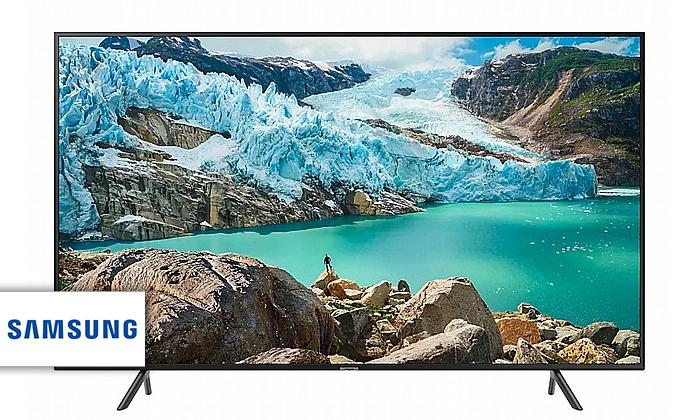 2 טלוויזיה חכמה סמסונג 43 אינץ' SAMSUNG