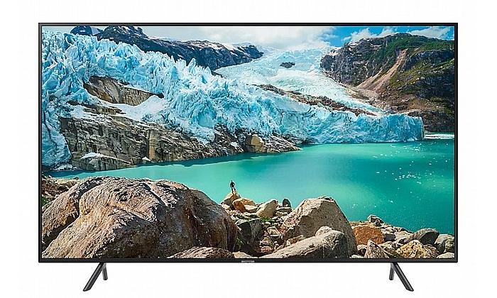 3 טלוויזיה חכמה סמסונג 43 אינץ' SAMSUNG