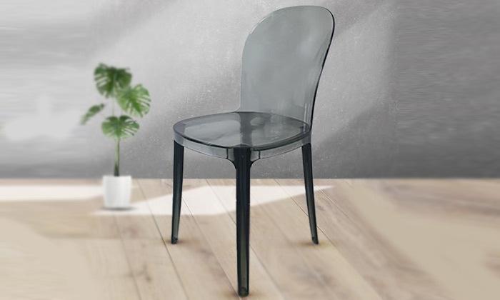 2 רביעיית כיסאות פלסטיק דגם 6410