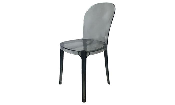 3 רביעיית כיסאות פלסטיק דגם 6410