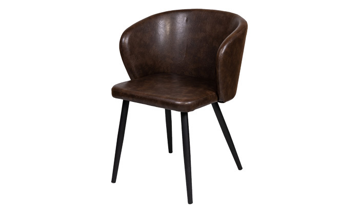 5 זוג כיסאות מרופדים