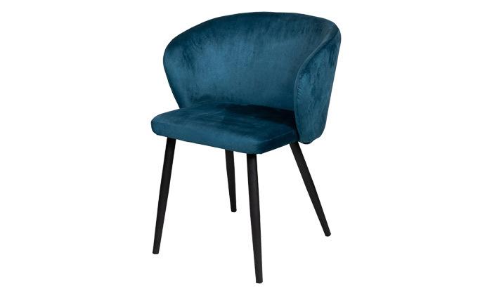 6 זוג כיסאות מרופדים