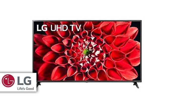 2 טלוויזיה חכמה LG 4K, מסך 65 אינץ'