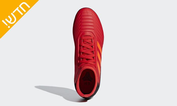 10 נעלי כדורגל לילדים ונוער אדידס adidas
