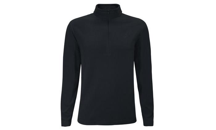 9 חולצת מיקרופליז לגברים OUTDOOR דגםMAR במבחר צבעים