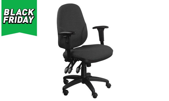2 כיסא משרדיארגונומי דגם סמדר