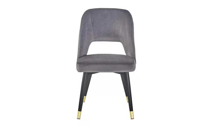 6 כיסא מרופד לפינת האוכל