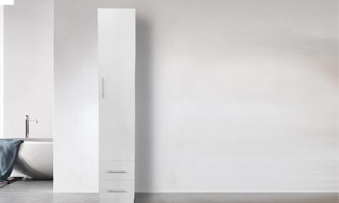 2 ארון עם דלת אחת ו-2 מגירות ראמוס עיצובים