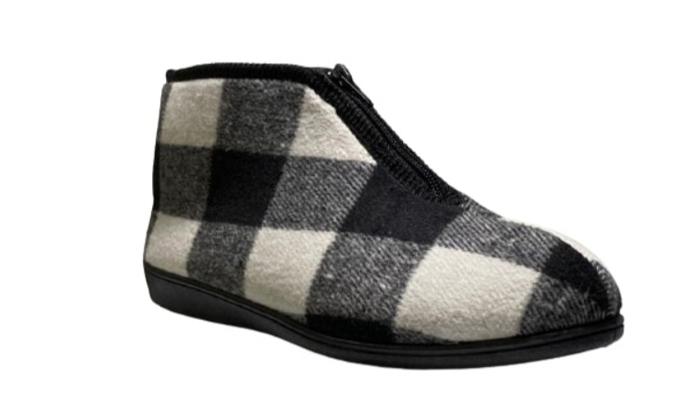 2 נעלי בית עם רוכסן לגברים Diadora