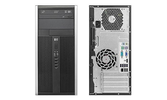 3 מחשב נייח מחודש HP דגם 6200 עם זיכרון 16GB ומעבד i5