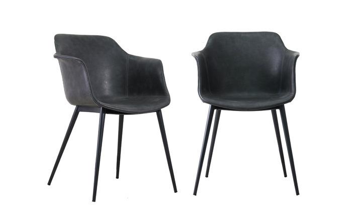 2 זוג כיסאות HOME DECOR דגם אופיר