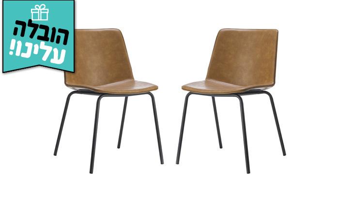 2 זוג כיסאות HOME DECOR דגם אבירם - משלוח חינם