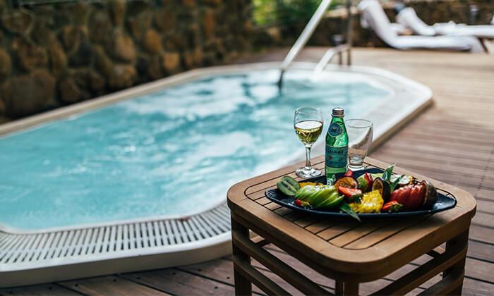 2 יום כיף בספא פיורינה, מלון הגושרים