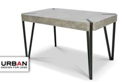 שולחן אוכל במראה בטון MASIMO