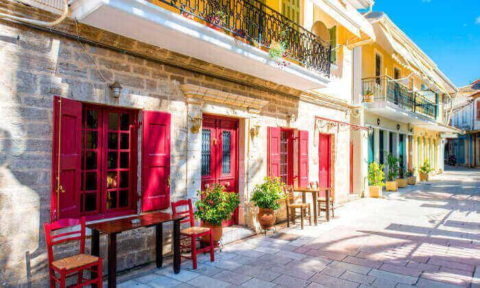 3 חופשת קיץ באי היווני לפקדה, 7 לילות במלון 5 כוכבים עם בריכה