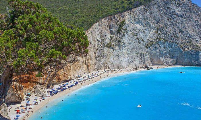 4 חופשת קיץ באי היווני לפקדה, 7 לילות במלון 5 כוכבים עם בריכה