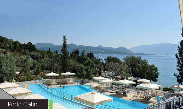 5 חופשת קיץ באי היווני לפקדה, 7 לילות במלון 5 כוכבים עם בריכה