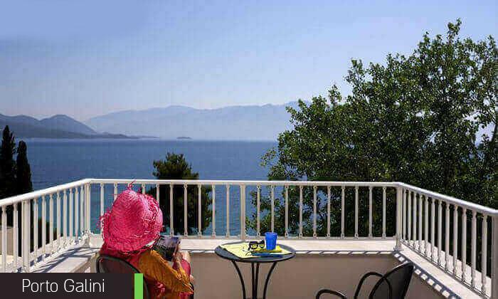 6 חופשת קיץ באי היווני לפקדה, 7 לילות במלון 5 כוכבים עם בריכה