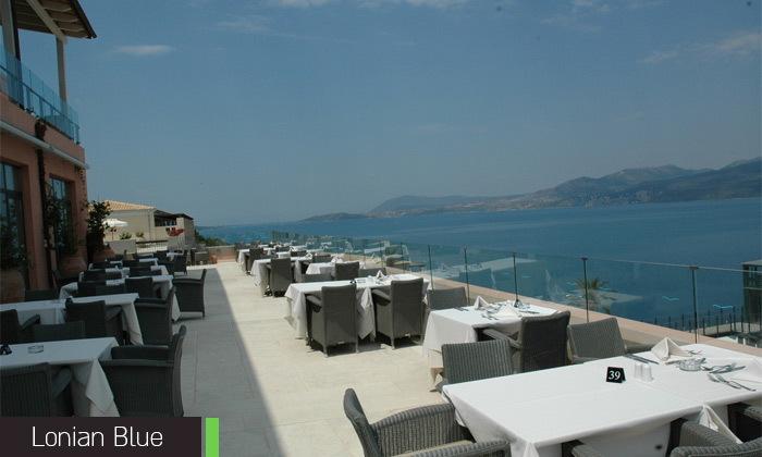 9 חופשת קיץ באי היווני לפקדה, 7 לילות במלון 5 כוכבים עם בריכה