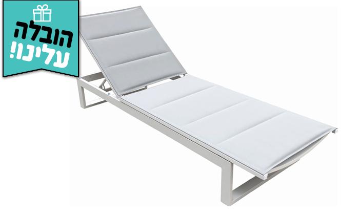 4 מיטת שיזוף Sunrise דגם טיפאני